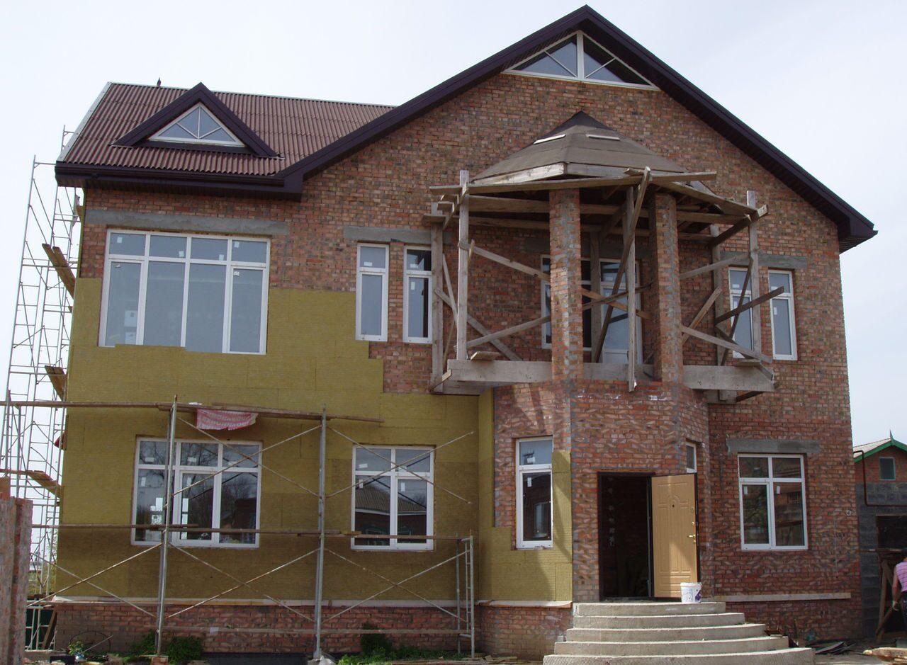 Капремонт ремонт фасада что входит